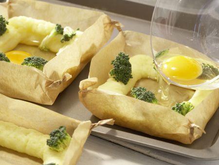 Ei im Kartoffelnest: Zubereitungsschritt 7