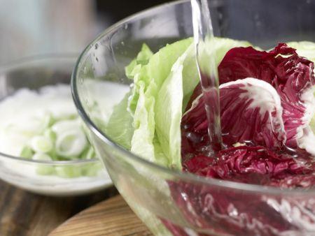 Eier-Spargel-Salat: Zubereitungsschritt 7