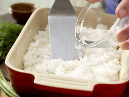 Eierbecher-Sushi: Zubereitungsschritt 4