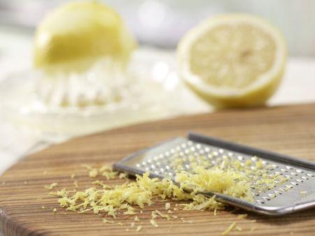 Eiersalat mit Rucola: Zubereitungsschritt 6