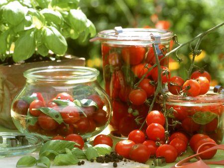 Rezept: Eingelegte Tomaten