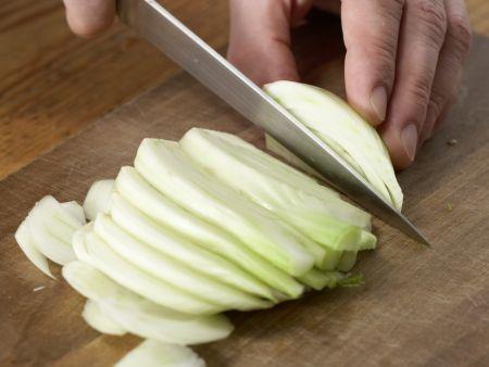 Eingelegtes Gemüse in Chilisud: Zubereitungsschritt 3