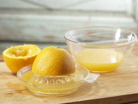 Entenbrustfilet mit Kumquats: Zubereitungsschritt 3