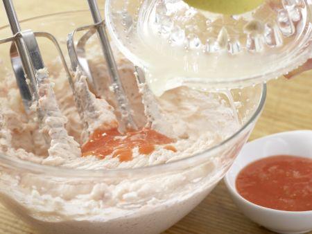 Erdbeer-Cupcakes: Zubereitungsschritt 8