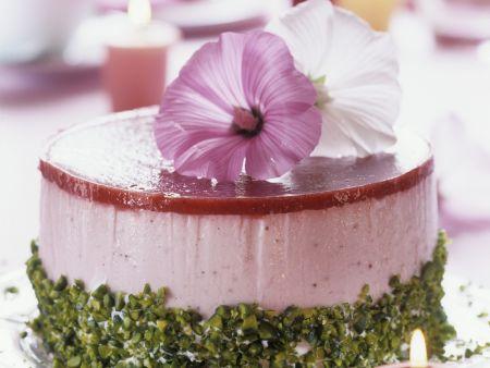 Rezept: Erdbeer-Joghurt-Torte