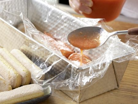 Erdbeer-Tiramisu: Zubereitungsschritt 5