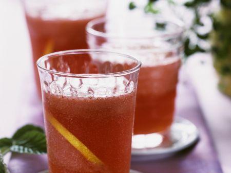 Rezept: Erdbeerlimo