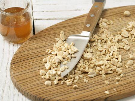 Erdnuss-Riegel: Zubereitungsschritt 2