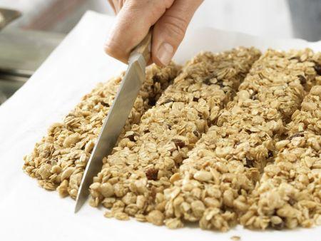 Erdnuss-Riegel: Zubereitungsschritt 7