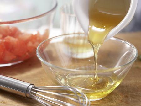Eskariol-Melonen-Salat: Zubereitungsschritt 4