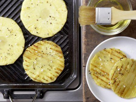 Exotisches Roastbeef-Sandwich: Zubereitungsschritt 2