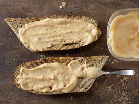 Exotisches Roastbeef-Sandwich: Zubereitungsschritt 4