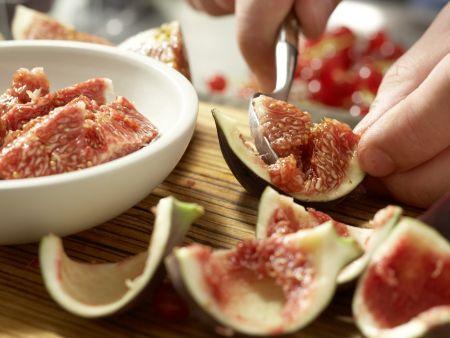 Feigen-Johannisbeer-Marmelade: Zubereitungsschritt 2