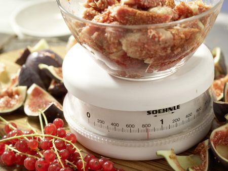 Feigen-Johannisbeer-Marmelade: Zubereitungsschritt 3