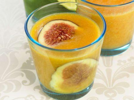 Rezept: Feigen-Orangen-Saft