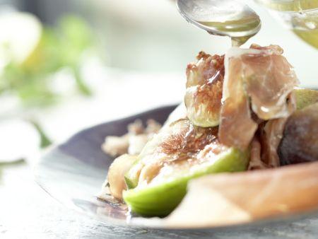 Feigen auf Parmaschinken: Zubereitungsschritt 5