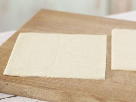 Feine Zucchinicremesuppe: Zubereitungsschritt 1