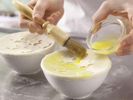 Feine Zucchinicremesuppe: Zubereitungsschritt 14