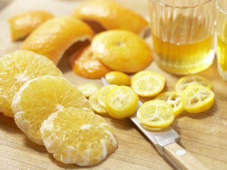 Feiner Zitrussalat: Zubereitungsschritt 2