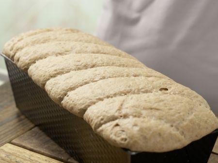 Feines Weizenmischbrot: Zubereitungsschritt 5