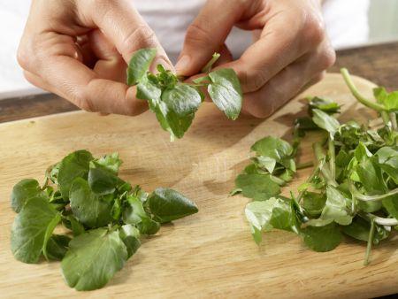 Fenchel-Birnen-Salat: Zubereitungsschritt 3