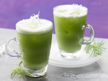 Fenchel-Feldsalat-Cocktail