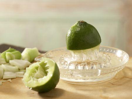 Fenchel-Feldsalat-Cocktail: Zubereitungsschritt 3