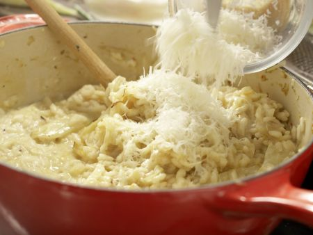 Fenchel-Risotto: Zubereitungsschritt 10
