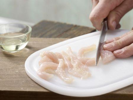 Fenchelbrei mit Hähnchen: Zubereitungsschritt 4