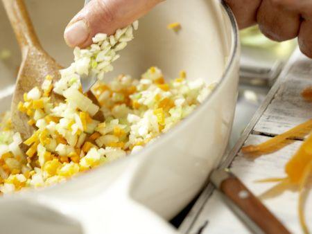 Fisch-Bolognese: Zubereitungsschritt 3