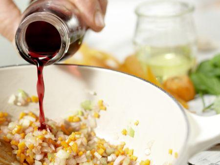Fisch-Bolognese: Zubereitungsschritt 4