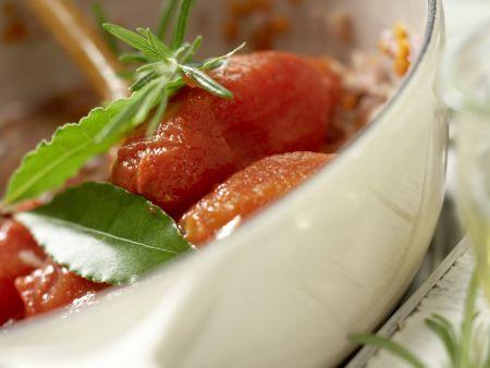 Fisch-Bolognese: Zubereitungsschritt 5
