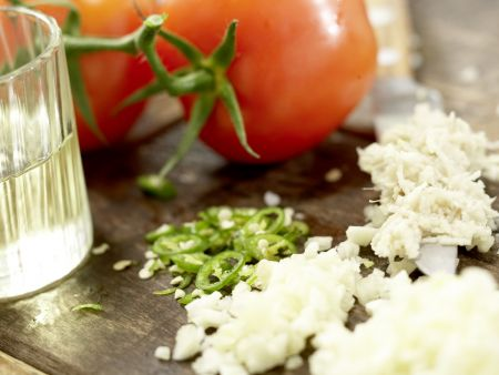 Fisch-Kokos-Curry: Zubereitungsschritt 2