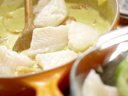 Fisch-Kokos-Curry: Zubereitungsschritt 8