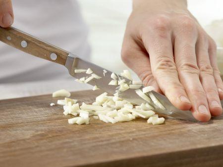 Fisch-Kokos-Spaghetti: Zubereitungsschritt 1