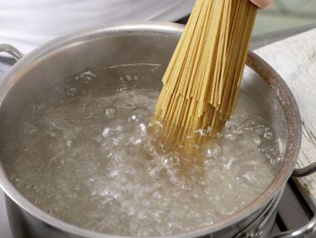 Fisch-Kokos-Spaghetti: Zubereitungsschritt 6