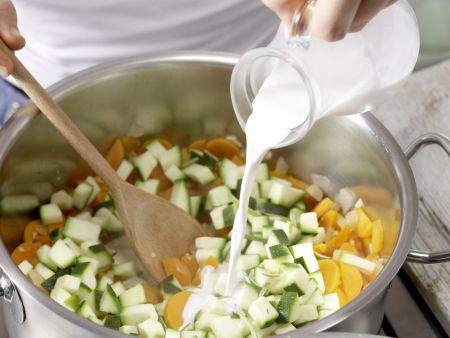 Fisch-Kokos-Spaghetti: Zubereitungsschritt 7