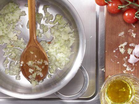 Fischfilets mit Mandelkruste: Zubereitungsschritt 2