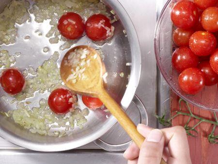 Fischfilets mit Mandelkruste: Zubereitungsschritt 3