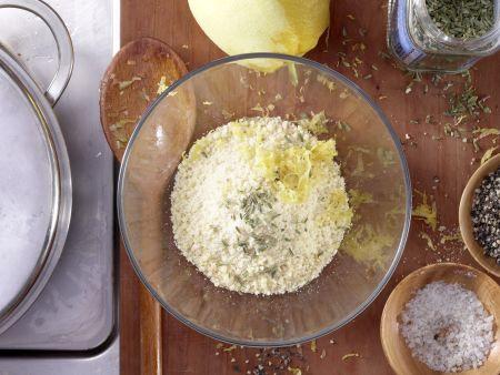 Fischfilets mit Mandelkruste: Zubereitungsschritt 5