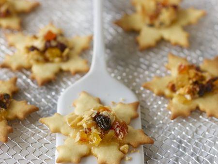 Rezept: Florentiner zu Weihnachten