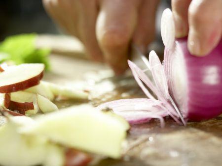 Forellenfilets in Polentakruste: Zubereitungsschritt 5