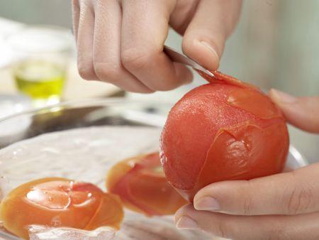 Französische Gemüsesuppe: Zubereitungsschritt 7