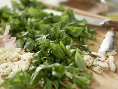 Französische Gemüsesuppe: Zubereitungsschritt 9