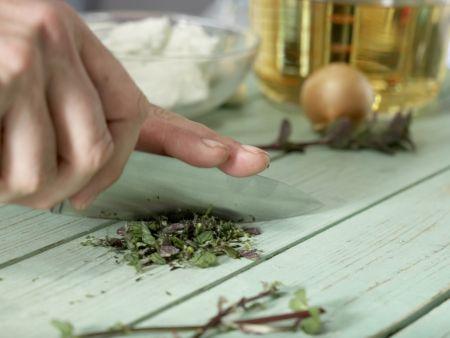 Frische Erbsensuppe – smarter: Zubereitungsschritt 2
