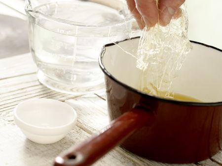 Frischkäse-Joghurt-Torte: Zubereitungsschritt 5