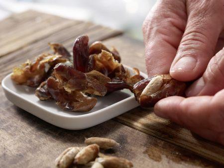 Frischkäsecreme mit Feigen: Zubereitungsschritt 3