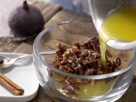 Frischkäsecreme mit Feigen: Zubereitungsschritt 4