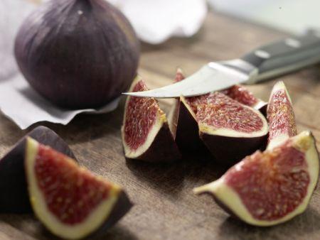 Frischkäsecreme mit Feigen: Zubereitungsschritt 6