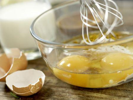 Frittierte Garnelen: Zubereitungsschritt 6